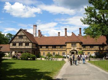 Schloss Cecilienhof erstrahlt in neuem Glanz