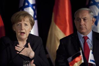 Deutschland: Israel-Freundschaft bloß in Worten, nicht in Taten