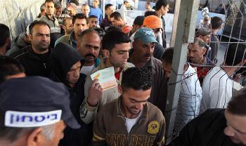 Warum arbeiten Palästinenser lieber für israelische Arbeitgeber? [Video]