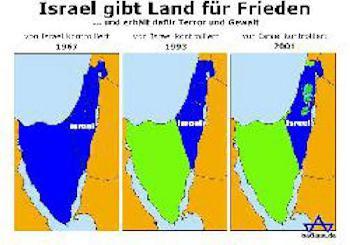 Was verstehen Palästinenser unter `Zweistaatenlösung´?