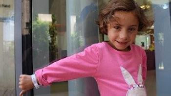 Eine Herz-OP in Israel für Noorina aus Afghanistan