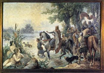 Perlen der deutschen Kultur - Thietmar von Merseburg schreibt Geschichte