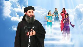 Töten und Sterben für die Huris: Islams himmlische Huren