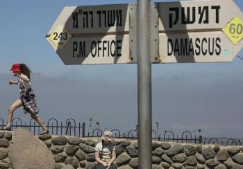 Warum Trumps Golanentscheidung kaum arabische Kritik hervorruft