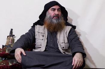 Neue Videobotschaft von IS-Anführer Abu Bakr al-Baghdadi
