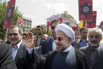 Kann ein antisemitisches Regime Dialogpartner sein?