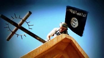 Der Jihad gegen das christliche Kreuz