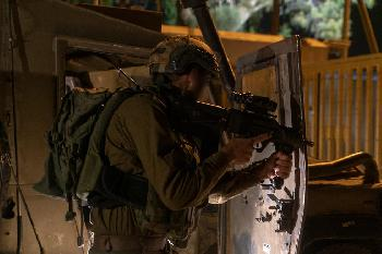 Drei verletzte israelische Soldaten nach Schüssen am Grenzzaun