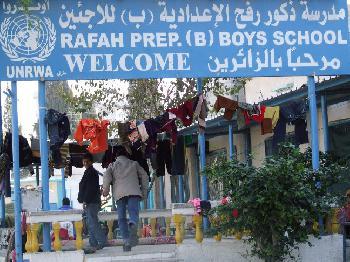Weckruf zur Auflösung des UNO-Flüchtlingshilfswerks für Palästinenser