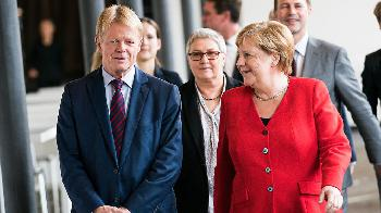 Deutscher Gewerkschaftsbund wird 70