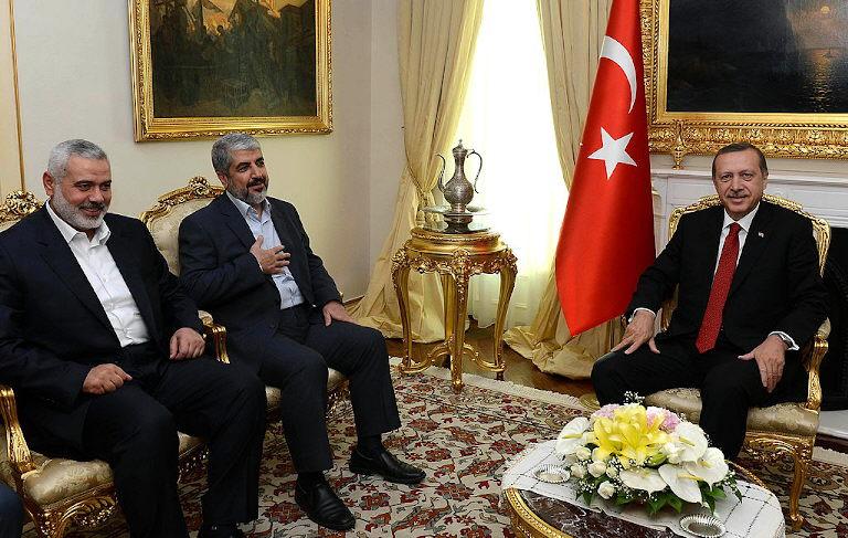 Warum die Hamas die Invasion der Türkei in Nordsyrien unterstützt