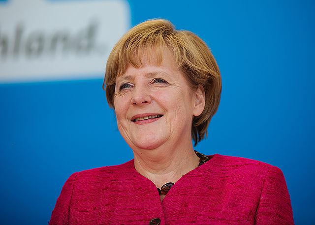 Merkel würdigt Rolle der Gewerkschaften