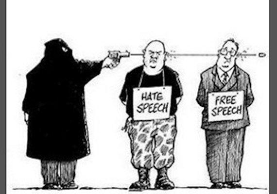 Meinungsfreiheit nur für Profis?