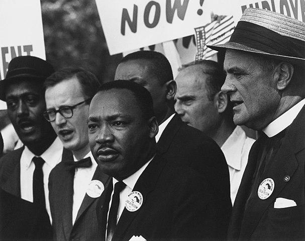 Martin Luther King - Weltweiter Vorkämpfer für unveräußerliche Rechte [Video]