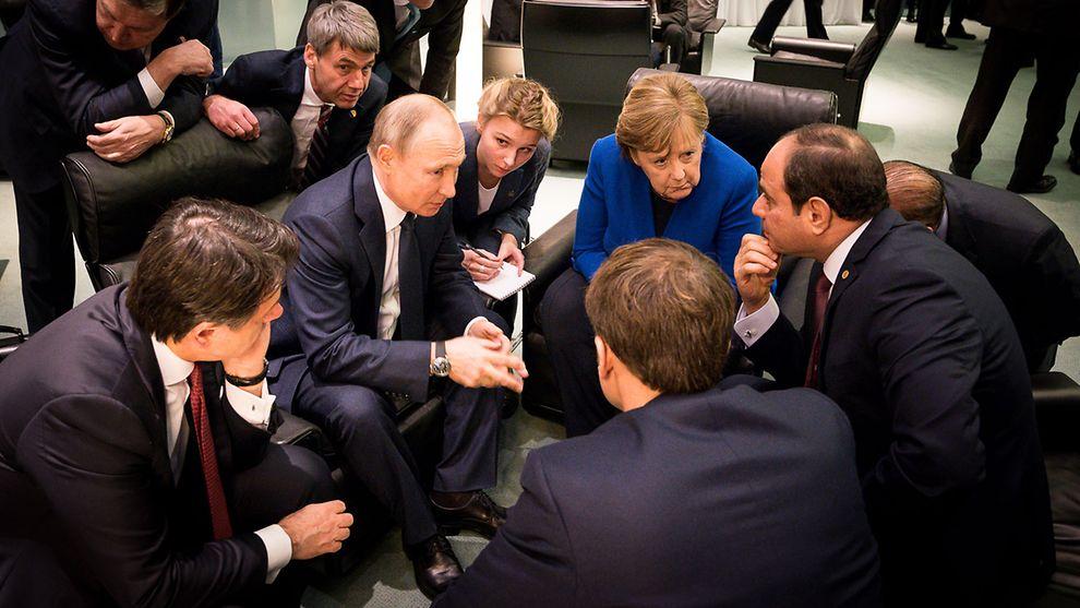 Wurde Libyens Situation und Zukunft in Berlin entschieden?