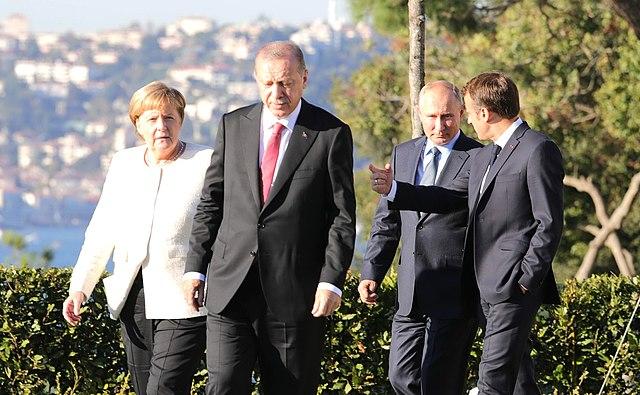 Merkels Gang nach Canossa