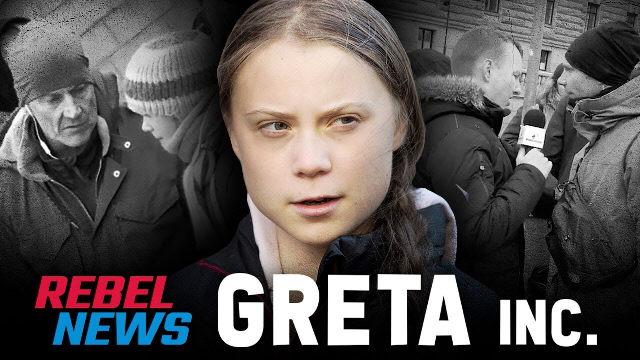 Die Greta-Show und was dahinter steckt [Video]