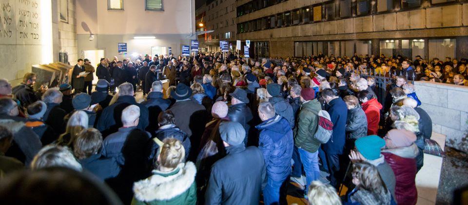 Gegen das Vergessen - Für jüdisches Leben in Deutschland