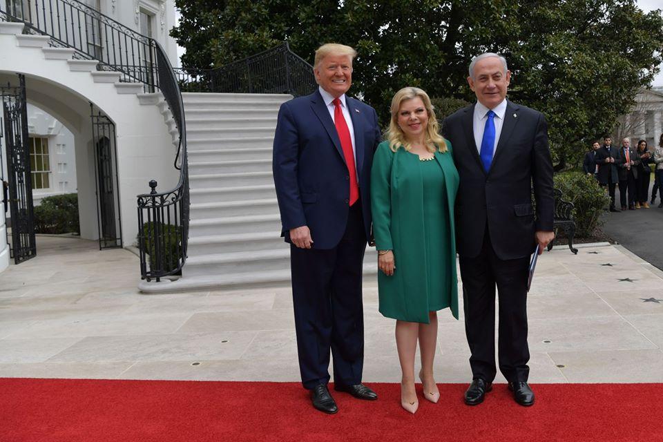 Der Trump-Friedensplan laut dem Weißen Haus