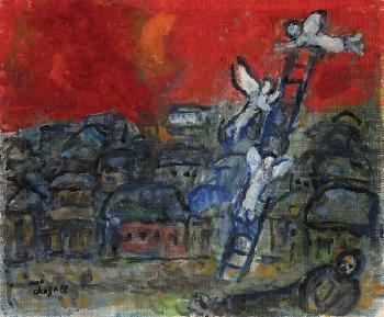 Chagall´s verschwundenes Gemälde wird in Israel versteigert