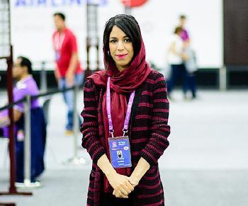 Die iranischen Sportler sind viel mutiger als die Berliner Regierung