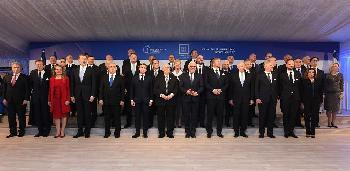 Staatspräsident Rivlin empfängt Staatsgäste