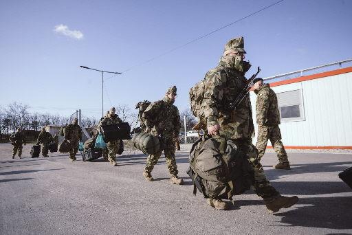 Ungarn verdoppelt Soldaten an der Südgrenze