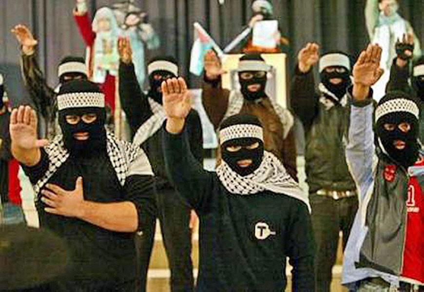 Iran Revolutionsgarden kämpfen mit Hamas gegen Trumps Friedensplan