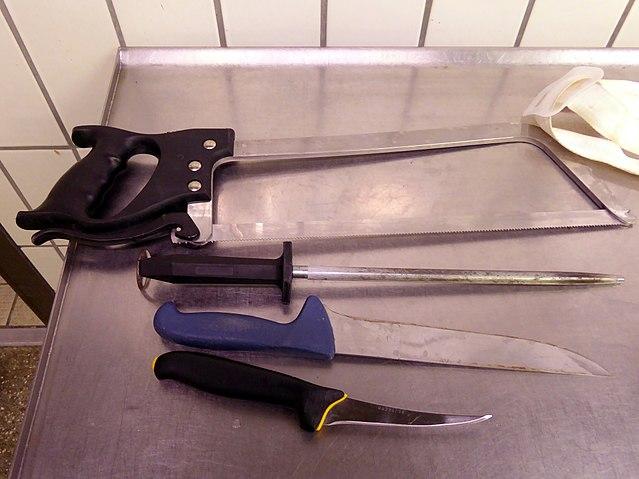 Messerangriff auf Polizeibeamten