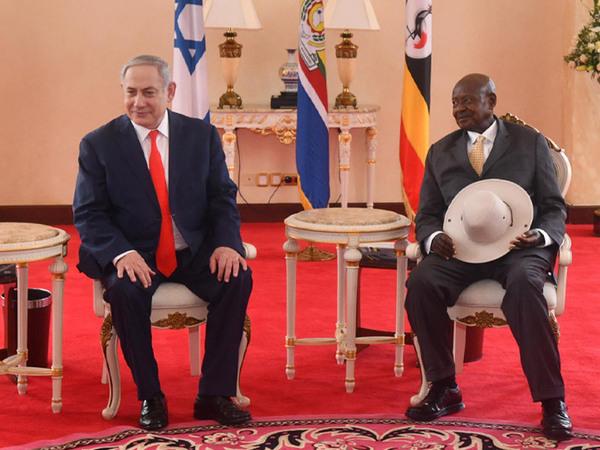 Israel: Annäherung an Afrika