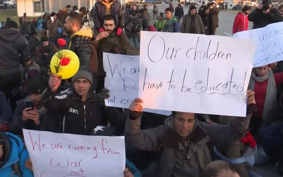 Ungarn droht neuer Grenzsturm