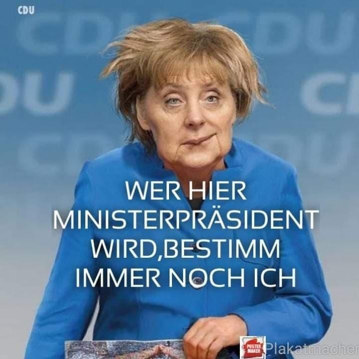 `Krebsgeschwür´: Hetzen für Merkels nächste Amtsperiode?
