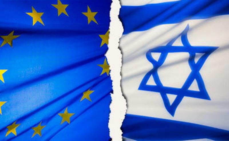 Warum die EU in Israel unten durch ist