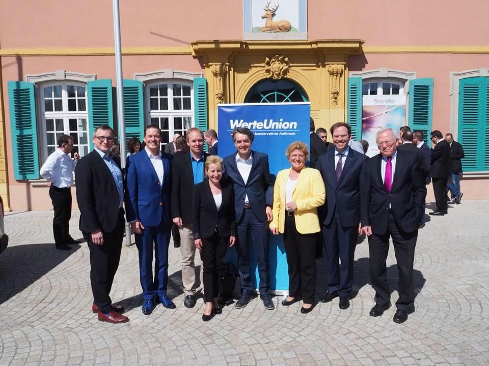 Herr Kemmerich, die WerteUnion und der Fall der Mauer
