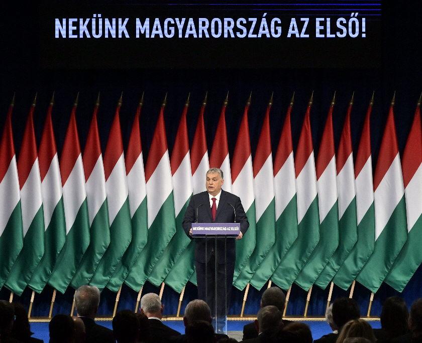 Orban: `Wir haben das erfolgreichste Jahrzehnt des Jahrhunderts hinter uns´
