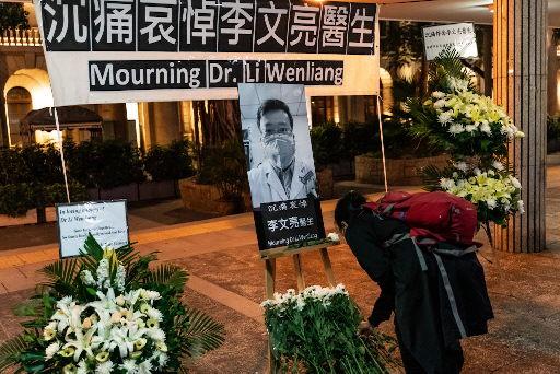 Coronavirus: Tod von Dr. Li Wenliang erschüttert China