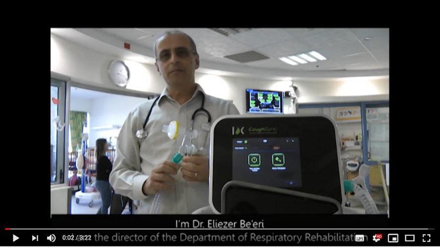 Gerät aus Israel hilft bei Coronavirus