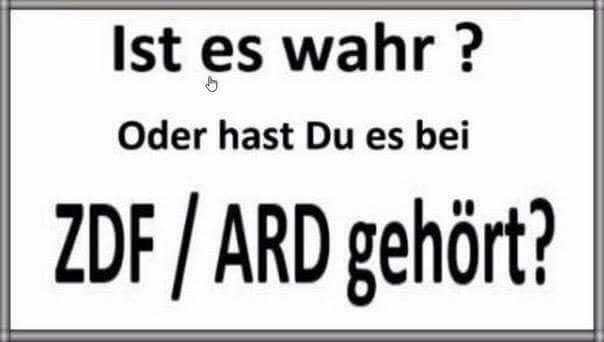 ARD: Sie können es nicht lassen