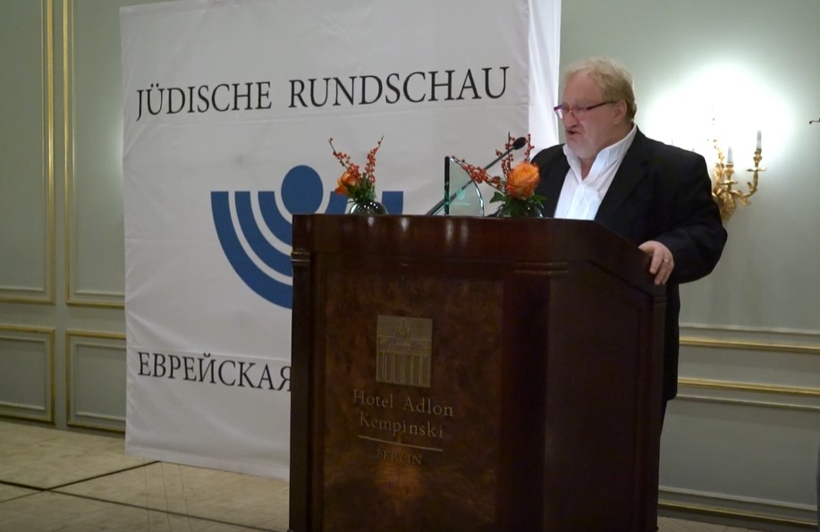 Juden in Deutschland bitten USA nicht-gleichgeschhalteten, deutschen TV-Sender einzurichten