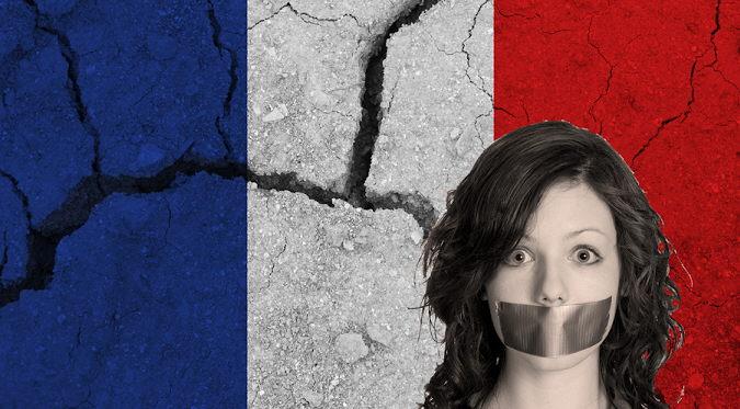 Frankreich: Stille Wiedereinführung des Verbrechens der Blasphemie