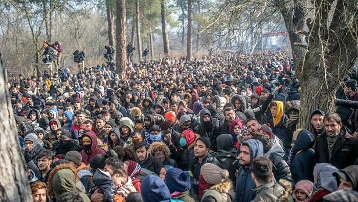 Refugees Reloaded: Der Sultan besorgt den Massenansturm