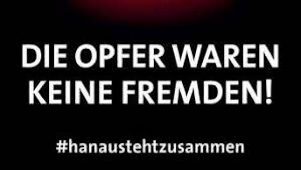 Kurden sind auf der offiziellen Trauerfeier in Hanau nicht erwünscht