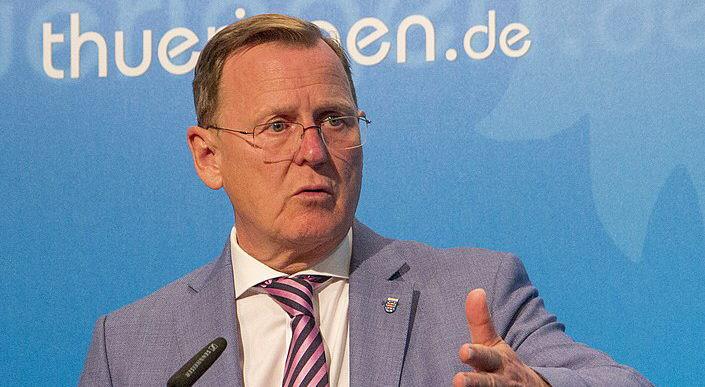 Ramelow - Ministerpräsident von AfDs Gnaden