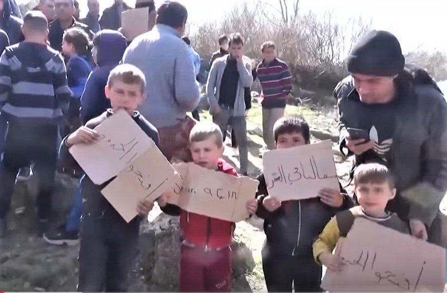 Nur fünf Prozent Syrer - Kriegsflüchtlings-Inszenierung von Erdogan als Framing entlarvt