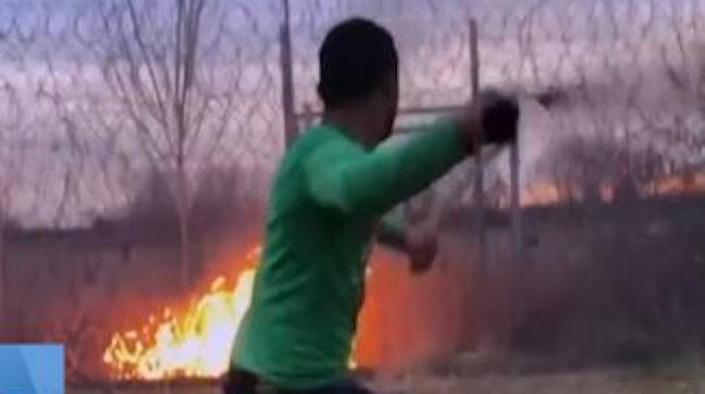 Anhaltende Angriffe auf EU-Außengrenze [Video]