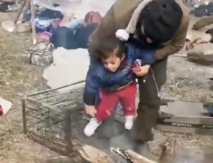 Frauen und Kinder retten? Gefährlich! Trotzdem ein Happy End?