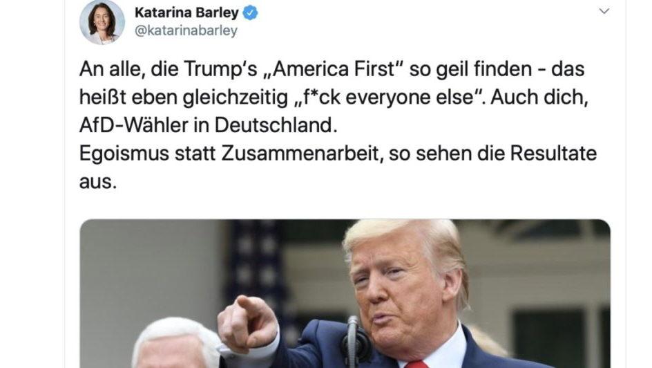 """WELT-Lüge über Trumps """"Angriff auf CureVac"""" implodiert"""