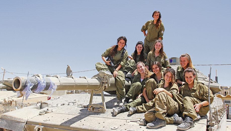 Geschlechtergleichstellung: Erstmals rein weibliche Panzerbesatzungen in der israelischen Armee