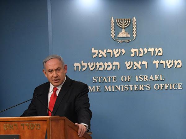 Premierminister Netanyahu hält Wirtschaftsberatung ab