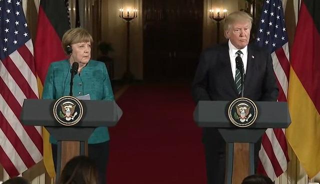 Merkel und US-Präsident Trump sprechen über Corona-Pandemie